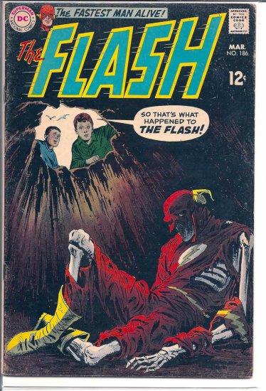 FLASH # 186, 4.0 VG