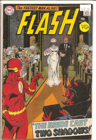 Flash # 194, 4.5 VG +
