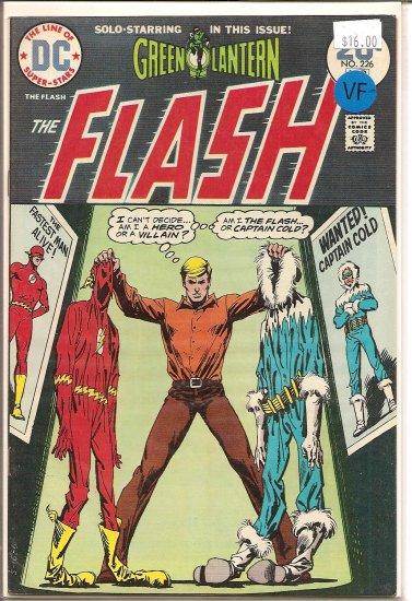 Flash # 226, 7.5 VF -