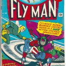 Fly Man # 33, 3.0 GD/VG