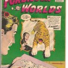 FORBIDDEN WORLDS # 52, 3.0 GD/VG