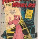 FORBIDDEN WORLDS # 58, 3.5 VG -