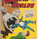 FORBIDDEN WORLDS # 92, 3.5 VG -