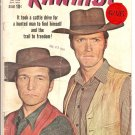 FOUR COLOR RAWHIDE TV SHOW # 1028, 4.0 VG