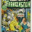 Frankenstein # 1, 2.5 GD +