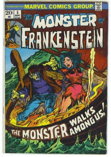 Frankenstein # 5, 2.0 GD
