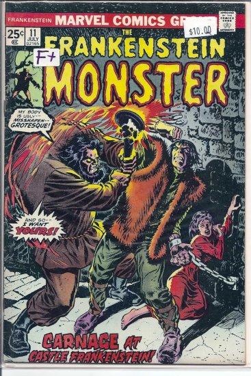Frankenstein # 11, 6.5 FN +