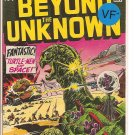 From Beyond the Unknown # 1, 7.5 VF -