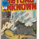From Beyond the Unknown # 2, 8.0 VF