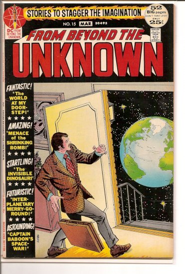 From Beyond the Unknown # 15, 6.0 FN