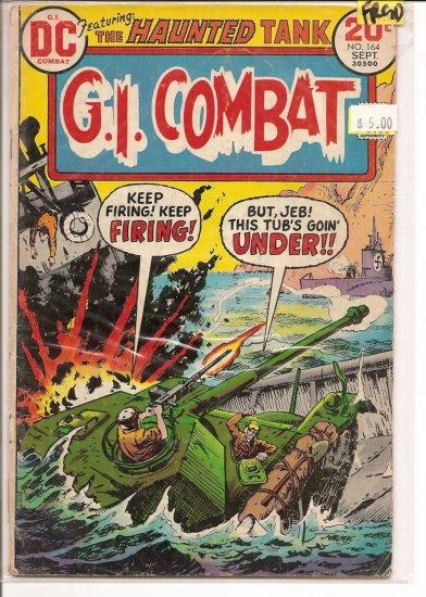 G.I. Combat # 164, 3.0 GD/VG