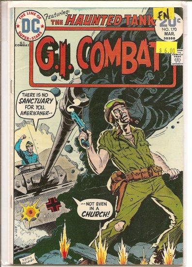 G.I. Combat # 170, 6.0 FN