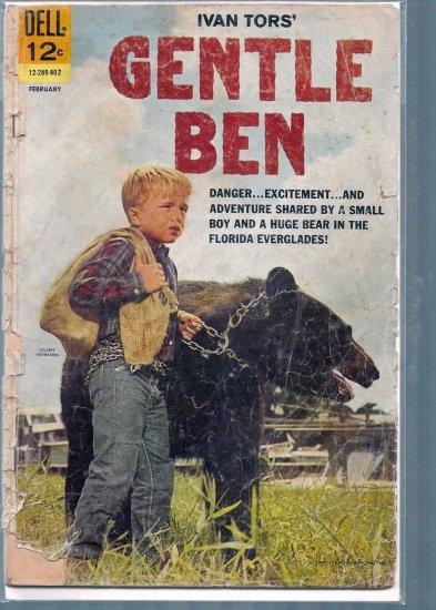 GENTLE BEN # 1, 1.5 FR/GD