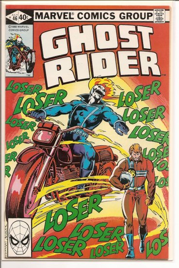 Ghost Rider # 46, 6.0 FN