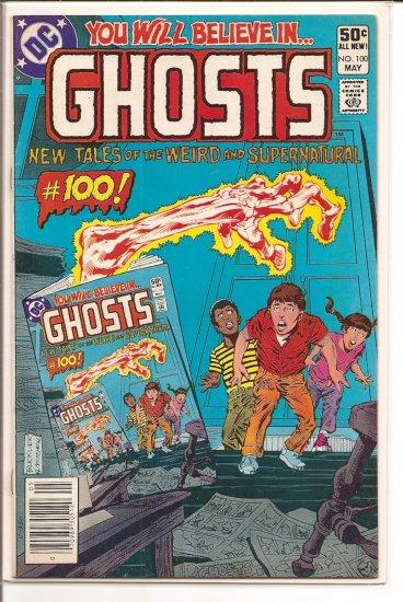Ghosts # 100, 8.0 VF