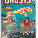 Ghosts # 100, 7.5 VF -
