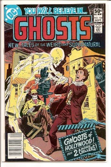 Ghosts # 104, 8.0 VF