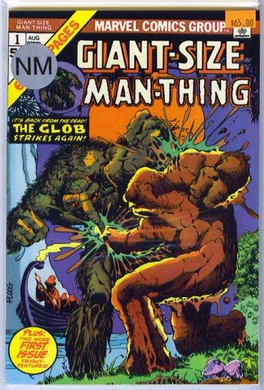 Giant-Size Man-Thing # 1, 9.4 NM