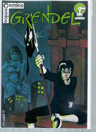 GRENDEL # 1, 6.0 FN