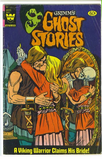 Grimm's Ghost Stories # 60, 4.0 VG