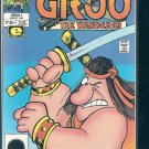 GROO THE WANDERER # 1, 8.5 VF +