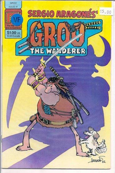Groo The Wanderer # 1, 8.0 VF