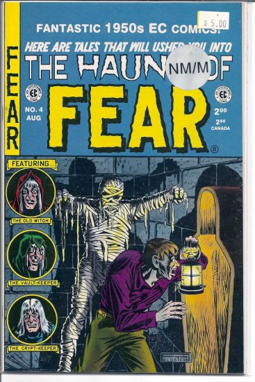 Haunt Of Fear # 4, 9.8 NM/MT