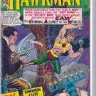HAWKMAN # 10, 3.5 VG -