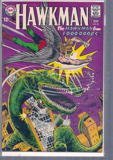 Hawkman # 23, 6.5 FN +