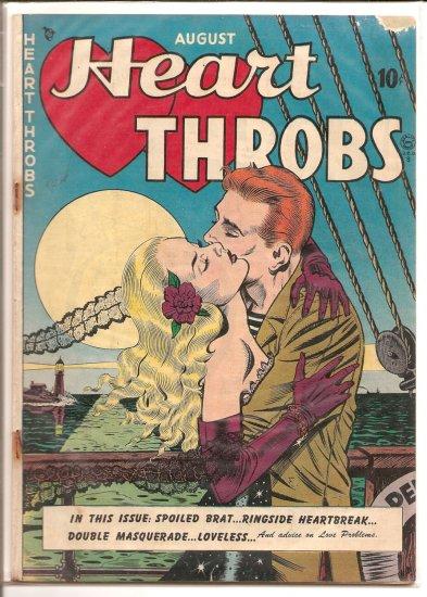 Heart Throbs # 1, 1.8 GD -