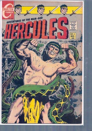 HERCULES # 2, 6.5 FN +