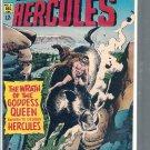 HERCULES # 8, 4.5 VG +