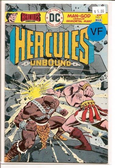 Hercules Unbound # 3, 8.0 VF