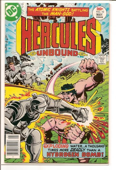 Hercules Unbound # 10, 6.0 FN