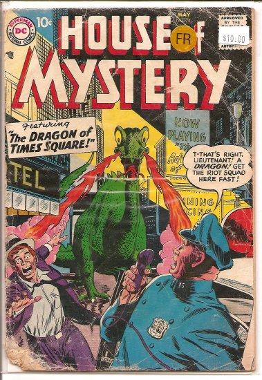 House Of Mystery # 74, 1.0 FR