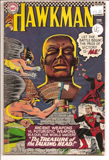 House Of Mystery # 188, 4.0 VG