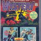 HOUSE OF MYSTERY # 228, 4.5 VG +