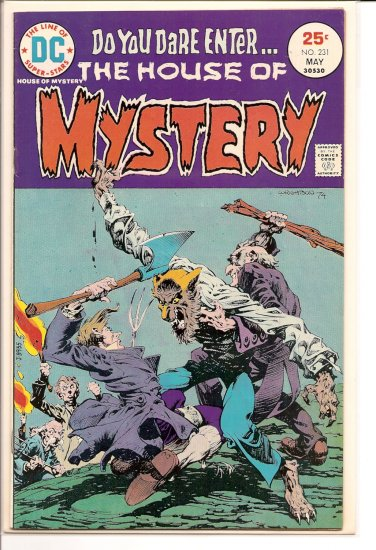 House Of Mystery # 231, 6.5 FN +