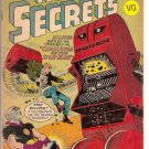House Of Secrets # 67, 4.0 VG