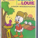 HUEY, DEWEY, AND LOUIE JUNIOR WOODCHUCKS # 8, 4.5 VG +