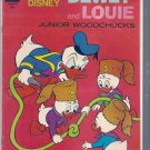 HUEY, DEWEY, AND LOUIE JUNIOR WOODCHUCKS # 9, 4.5 VG +