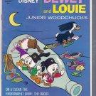 HUEY, DEWEY, AND LOUIE JUNIOR WOODCHUCKS # 10, 4.5 VG +