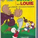HUEY, DEWEY, AND LOUIE JUNIOR WOODCHUCKS # 11, 5.0 VG/FN