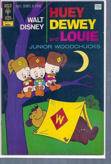 HUEY, DEWEY, AND LOUIE JUNIOR WOODCHUCKS # 13, 6.0 FN