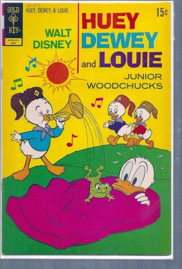 HUEY, DEWEY, AND LOUIE JUNIOR WOODCHUCKS # 14, 6.0 FN