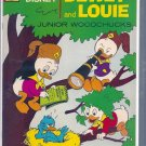 HUEY, DEWEY, AND LOUIE JUNIOR WOODCHUCKS # 15, 7.5 VF -