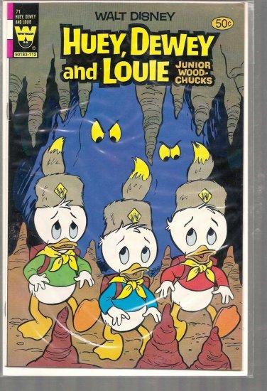 HUEY, DEWEY, AND LOUIE JUNIOR WOODCHUCKS # 71, 6.5 FN +