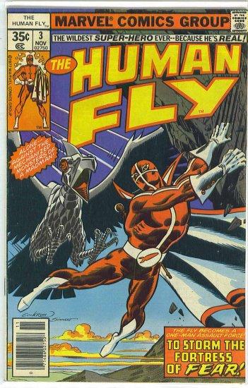 Human Fly # 3, 4.5 VG +