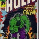 INCREDIBLE HULK # 134, 4.5 VG +