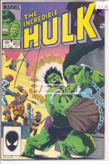 Incredible Hulk # 303, 9.4 NM